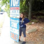 Sign Walkers / Wavers-$11/hr -  Fredericksburg, VA 22401